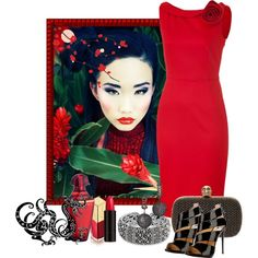 """""""Orient"""" by ritadolce on Polyvore"""