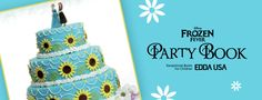 Who Wants To Throw An Amazing Party Just Like The One Elsa Threw For Anna? Now You Can With #Disney #Frozen Fever Party Book, by Edda USA: http://amzn.to/1BebTbg