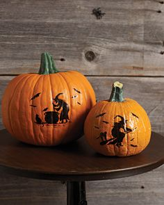 Halloween crafts from Martha Stewart~ #halloween #crafts