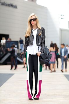 New York Fashion Week Street Style: Editors Edition