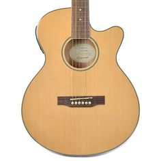 Epiphone Pack PR-4E Player Pack 1 Acoustic-Electric Natural