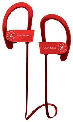 Wireless Sport Bluetooth Headphones-Hd Beats Sound Quality-Sweat Proof Stabl…
