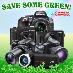 Great Prices & Free Shipping on bundles featuring Nikon D3300, Canon G16, Sony HX400V, Panasonic LX100, Kodak AZ651, JVC GZ-R70 Camcorder, plus more!