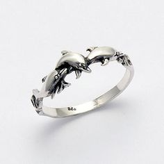 Dolphin Ring $26.95