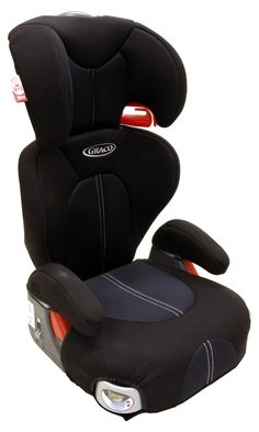 High Back Booster seat suitable from 4 years to 12 years approx (15-36kg)