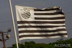 Nossa Bandeira Comercial FC Ribeirão Preto - Brazil
