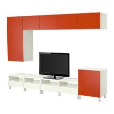 BESTÅ TV storage combination   - IKEA