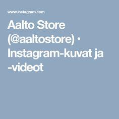 Aalto Store (@aaltostore) • Instagram-kuvat ja -videot