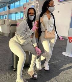 Matching Outfits Best Friend, Best Friend Outfits, Go Best Friend, Best Friend Goals, Swag Outfits, Girl Outfits, Cute Outfits, Casual Outfits, Fashion Outfits