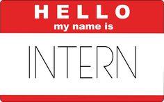 You got a summer internship: YAY!