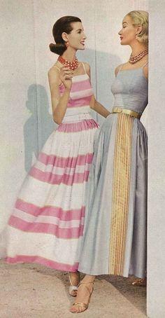 January Vogue 1956