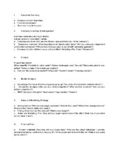 Fine Dining Restaurant Business Plan Sample  Strategy And
