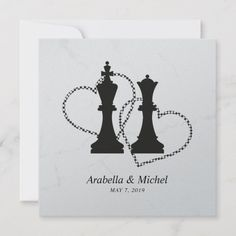 Shop Chess King and Queen Wedding Design created by MariHolly. Chess King And Queen, 2 Tier Wedding Cakes, Toned Paper, Silver Anniversary, Black And White Design, Wedding Designs, Wedding Ideas, Wedding Wishes, Handmade Wedding