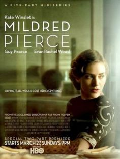 Films with fashion influence - 2011 Mildred Pierce poster