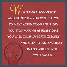 'The Four Agreements' Author, Don Miguel Ruiz, And Oprah Talk About Being Impeccable With Your Word (VIDEO)
