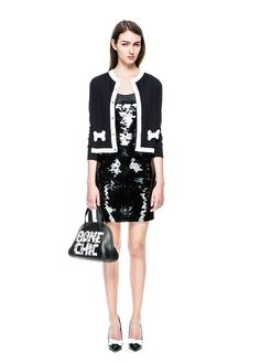 Moschino Cheap and Chis Spring/Summer 2015