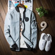 Want' to like a product without buying it, check this one out Baseball Bomber J... only available on Costbuys http://www.costbuys.com/products/baseball-bomber-jacket-men-2017-spring-spider-lightweight-mens-jackets-and-coats-stand-collar-windproof-softshell-veste-homme?utm_campaign=social_autopilot&utm_source=pin&utm_medium=pin