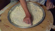 Η παραδοσιακή γαλατόπιτα (λαπτόνια) της θείας Βέρας – ηχωμαγειρέματα Pie, Desserts, Food, Torte, Tailgate Desserts, Cake, Deserts, Fruit Cakes, Essen