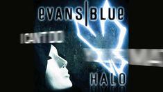 EVANS BLUE - HALO: New Lyric Video!!!