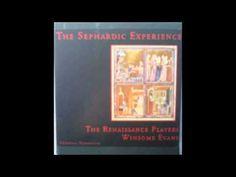 UNA MATICA DE RUDA  - SEPHARDIC MUSIC -  RENAISSANCE PLAYERS -  WINSOME EVANS - YouTube