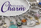 Silpada introduces these amazing charms... wow they are gorgeous!! They are on a lobster clasp so you can move them from a bracelet to a necklace easily... what a great idea. LOVE IT!!