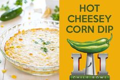 Home - Hatch Green and Red Chile Corn Dip, Have Time, Chile, Crowd, Dips, Appetizers, Football, Warm, Cooking