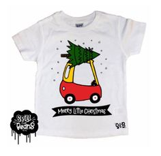 Merry Little Christmas Funny Christmas Tee Red Car Trendy Holiday Shirt Photography : Funny Christmas Outfits, Christmas Shirts For Kids, Funny Christmas Shirts, Merry Little Christmas, Christmas Humor, Christmas Shopping, Christmas Budget, Christmas Clothes, Christmas Holiday