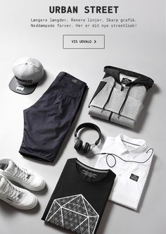 CORE by Jack & Jones - urban city look SS15