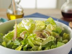 Get this all-star, easy-to-follow Green Salad With Creamy Feta Dressing recipe from Trisha Yearwood