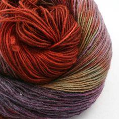Mélange de mohair de laine teints en main Hoosic un sport le poids vgs 400 4oz faisan plus chic