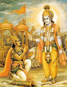 Bhagavad Gita Quotes on faith, work, Gift, motivation and self. Bhagavad Gita is Lord Krishna's battlefield discussion with Arjuna and is. Hare Krishna, Krishna Art, Bhagavad Gita, Tantra, Renaissance, Krishna Avatar, Gita Quotes, Lord Murugan, Lord Krishna Images
