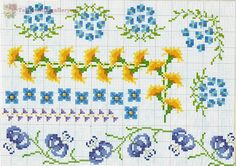 Thrilling Designing Your Own Cross Stitch Embroidery Patterns Ideas. Exhilarating Designing Your Own Cross Stitch Embroidery Patterns Ideas. Cross Stitch Borders, Cross Stitch Alphabet, Cross Stitch Flowers, Cross Stitch Designs, Cross Stitch Patterns, Quilt Stitching, Cross Stitching, Cross Stitch Embroidery, Embroidery Patterns