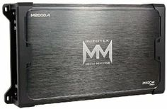 Autotek M2000.4 4 Channel 2000 Watt Maxx Amplifier by Autotek. $121.95. From the Manufacturer                4 Channel 2000 watt maxx amplifier                                    Product Description                4 Channel 2000 watt maxx amplifier. Save 51%!