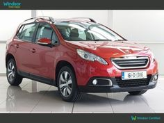 Windsor Motors is Ireland's Leading Peugeot Group. Drive Online, Fuel Prices, Peugeot 2008, Roof Rails, Rear Seat, Driving Test, Windsor, Dublin, Used Cars