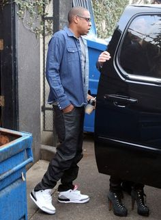 Jay-Z Wearing Air Jordan III '88 | Celeb Kicks | Outfits Of The Influential