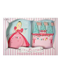 Look what I found on #zulily! I'm a Princess Invitation & Thank You Card Set #zulilyfinds