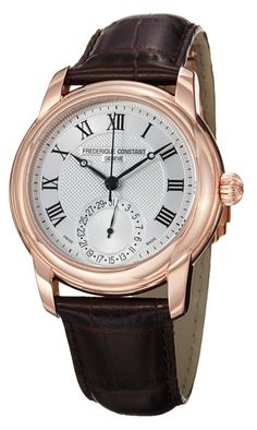 Frederique Constant Manufacture Watch available at Magnolia Jewelry!