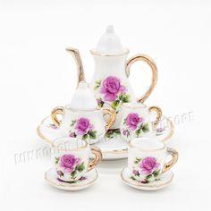Popular Miniature Tea Cups-Buy Cheap Miniature Tea Cups lots from ...