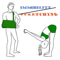Part 2 - Healing Injuries: Immobility VS Stretching What is the best way to treat your injury? Chiropractic, Stretching, Healing, Good Things, Note, Memes, Animal Jokes, Therapy, Recovery