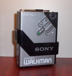 Sony Walkman II
