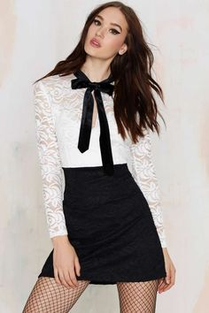 Mischa Lace Dress