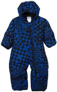 4b8eaa28672de Columbia Snuggly Bunny Down Bunting, Black Geo Print, 6 Months Columbia.  $22.95