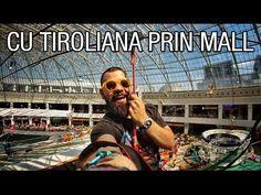 M-am dat cu tiroliana prin mall! www,cotroceni. Bowling, Mall, Palace, Fair Grounds, Urban, Travel, Viajes, Palaces, Destinations