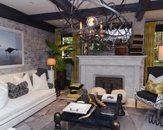 Eclectic Spaces Furniture Arrangement Design, Pictures, Remodel, Decor and Ideas - page 10