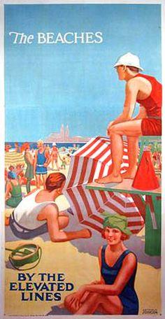 Chicago, poster de los años 20