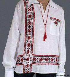 Gallery.ru / Фото #59 - Українська вишивка. Сучасний вишитий одяг. - Markira