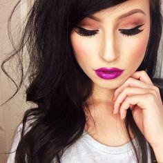 Maquillaje de Noche : Foto