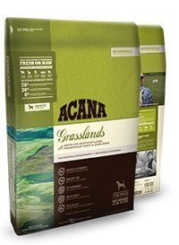 Acana Grasslands Grassfed Kentucky Lamb Fresh Water Trout Dog