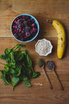 reggeli smoothie - vegán