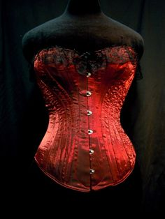 The naughty things I could think up wearing this. Dangerous.